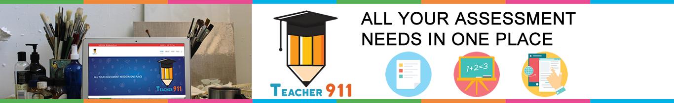 Assessment 911 Banner