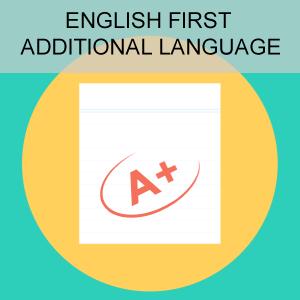 English First Additional Language